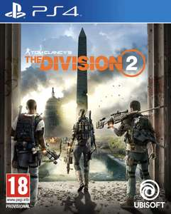 The Division 2 (PS4) £14.99 @ Evergameuk via eBay