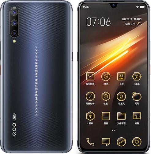 Vivo Iqoo Pro dual SIM unlocked 5G 12gb ram , 4500mah battery 256gb £536 Wonda Mobile
