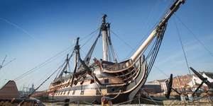 Portsmouth Historic Dockyard Annual Pass (Adult} £23.40 - Travelzoo