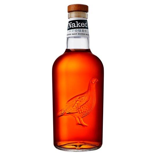 Naked Grouse Blended Malt Scotch Whisky 700M - 40% Vol £21 at Tesco
