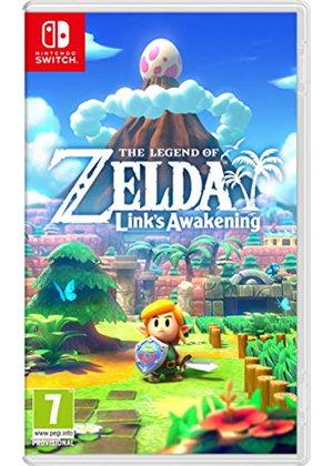 The Legend of Zelda: Link's Awakening £39.85 @ Base