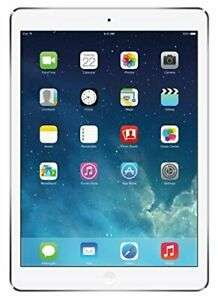 "APPLE IPAD AIR A1474 MD788 APPLE A7 1.4GHZ 1GB 16GB 9.7"" SILVER - Refurbished Grade B £79.99 @  stockmustgo / ebay"