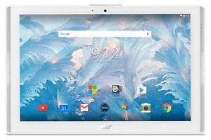 Acer Iconia One 10 2017, refurbished white, £52.99 sold by Argos eBay