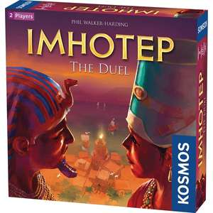 Imhotep - The Duel Board Game £14.99 @ 365games