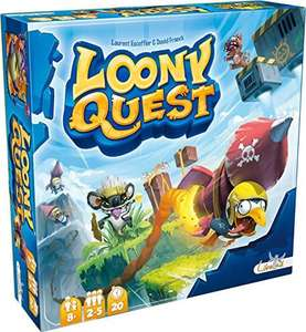 Loony Quest Game £10.49 365games