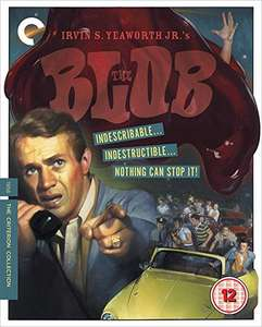 The Blob [The Criterion Collection] blu-Ray £11.69 with prime (£14.68 without) @ Amazon