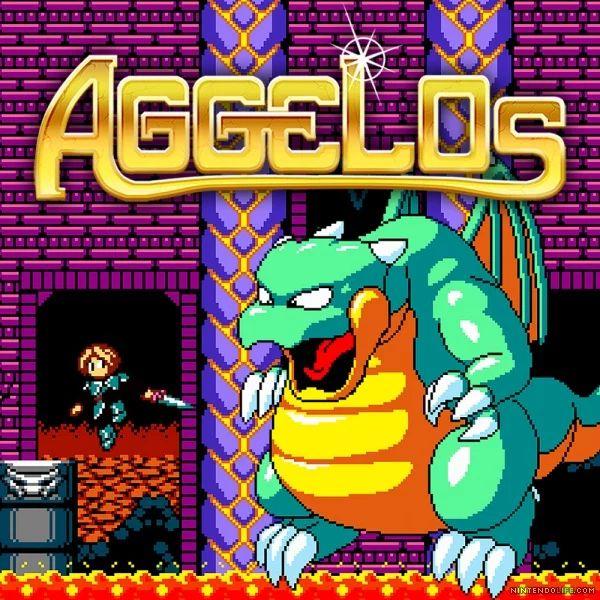 Aggelos (Nintendo Switch) £15.84 base.com