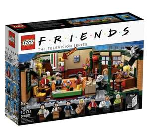 Lego 21319 Ideas Friends Central Perk £54.99 Smyths Toys with discount instore