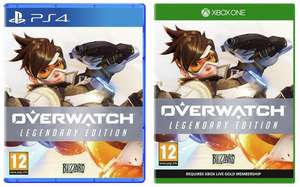 Overwatch Legendary Edition (PS4 / Xbox One) for £15.99 @ Argos
