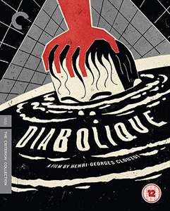 Diabolique [The Criterion Collection] Blu-Ray £11.69 with prime £14.68 without @ Amazon