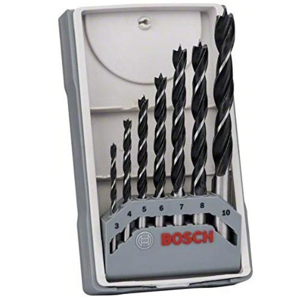 Bosch X-Pro Wood Drill Bit Set £4.99 at Amazon (+£4.49 Non Prime)