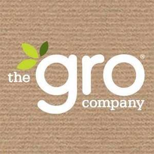Gro Company £5 off £40, £12 off £60 and £25 off £100