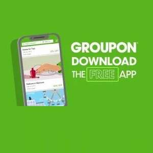 Get £5 Groupon Credit When You Purchase A Groupon Deal Of £1 Or More @ Groupon
