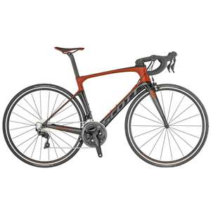 2019 Scott Foil 30 2019 Aero Road Bike - Red/Black £1649.99 With DX 24 Hour Delivery With Code @ Rutland Cycling