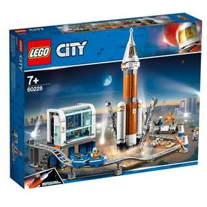 Lego 60228 City Deep Space Rocket and Launch Control £69.99 @ Smyths instore