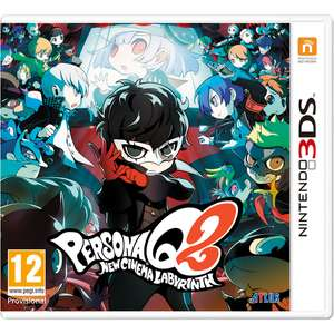 Persona Q2 New Cinema Labyrinth (3DS) £29.85 Delivered @ Shopto