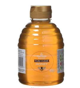 Morrisons Pure Clear Honey, 454 g, Pack of 6 £12 prime / £16.49 non prime @ Amazon