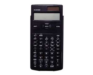 Ryman Scientific Calculator Black £4.99 with free Click and Collect (+£3.50 Delivery) @ Ryman