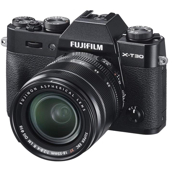 Fujifilm XT30 & XF18-55mm  Digital Camera - £999 @ Amazon