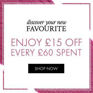 Spend £60 or more & get £15 off + choice of free samples + free delivery + 5.6% Quidco cb @ spacenk