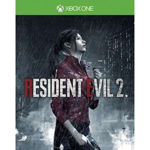 Resident Evil 2 Remake Xbox One (with Lenticular Sleeve) £20.95 Delivered @ The Game Collection