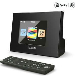 Majority Radio DAB+ Wifi Radio Hi-Fi System Tuner FM Spotify Bluetooth UPNP Refurb now £29.95 delivered at Velocity Electronics eBay Outlet