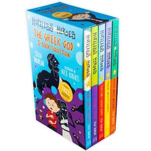 Hopeless Heroes: The Greek God 5 Book Collection £5.48 delivered @ Books2door