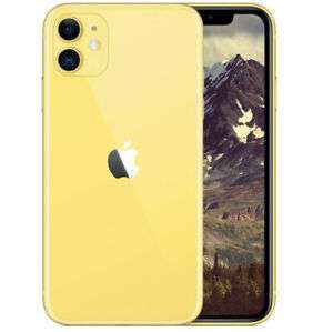 Apple iPhone 11, 128GB, Yellow, eBuyer for £755.59 With Code @ eBuyer Express / Ebay