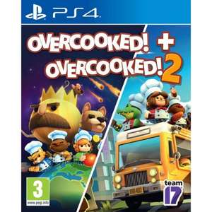 Overcooked! + Overcooked! 2 Bundle (PS4/Xbox One) £18.95 Delivered @ The Game Collection