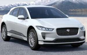 Jaguar Ipace S EV 36 month lease £449pm, with £449 upfront - Total cost £16,613 at inchcape.co.uk