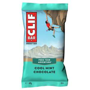 12x Clif Bars  £12 pluis £2.99 postage (or get a high5 Tabs @ £4.19 for free shipping) @ Wiggle