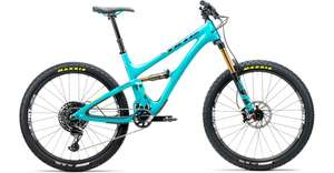 Yeti Sb5 Carbon Mountain Bike with Fox Factory suspension down to £4,050 on CRC Chain reaction