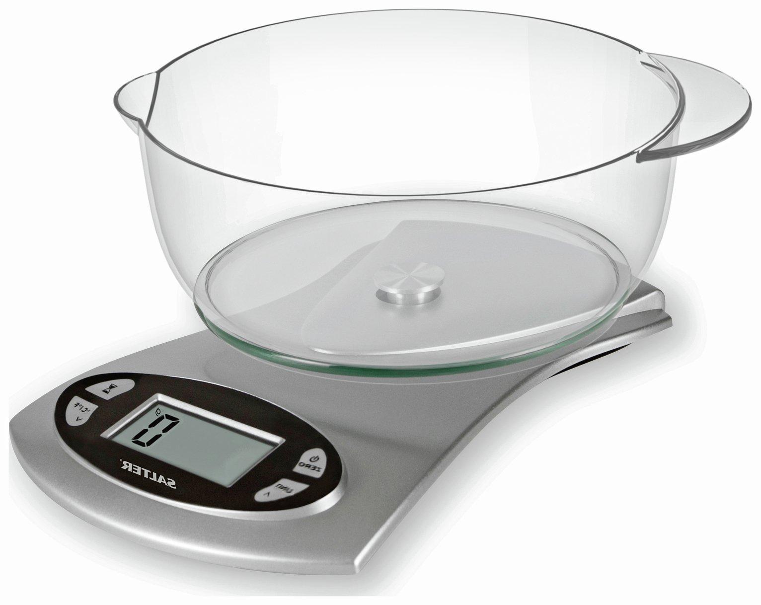 Salter Precision kitchen scale and bowl £3.76 @ Asda Hyson Green Nottingham