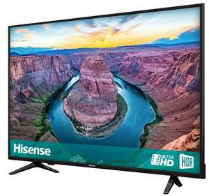 65 inch Hisense 65AE6100UK 4K Ultra HD HDR Smart LED TV + 6 Year Guarantee - £519 with code @ Richer Sounds