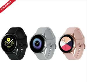 Samsung Galaxy Watch Active 2019 R500 Smart Watch £127.96 hitechelectronicsuk Ebay
