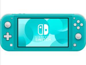Nintendo Switch Lite Switch Lite Console - Turquoise £169.99 For New Credit Customers (£199.99 Otherwise) @ Very