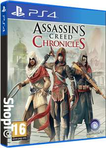 Assassins Creed Chronicles PS4 for £8.85 Delivered @ Shopto