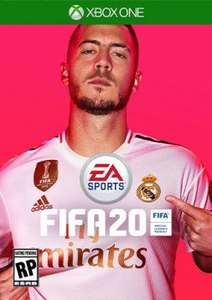 FIFA 20 - Xbox One - Download code £47.22 @ GamesDeal