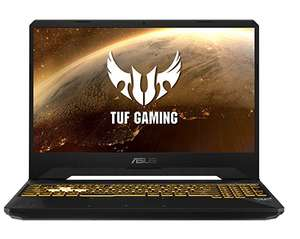 ASUS TUF Gaming FX505DU-BQ045 *3750h, 1660ti £734.90 delivered @ Amazon Spain