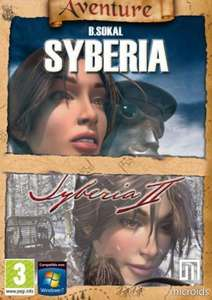 [Steam] Syberia Bundle (1&2) PC - £1.49 @ CDKEYS