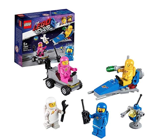 LEGO 70841 Benny's Space Squad £5 Amazon Add on item