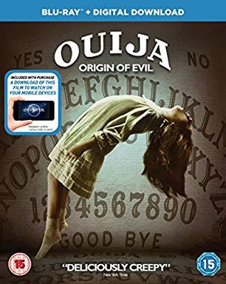 Ouija: Origin of Evil Blu Ray £1.67 with Prime / +£2.99 non Prime