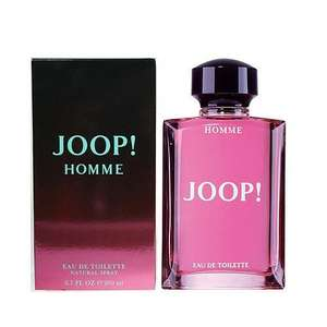 HUGE 200ML JOOP Homme EDT delivered for just £25.20 from Perfume Shop Direct (ebay shop) with code