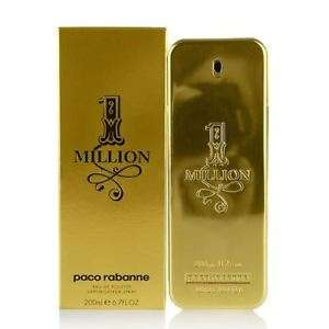 HUGE 200ML PACO RABANNE 1 MILLION EDT Just £59.96 delivered from Perfume Shop Direct (ebay shop)