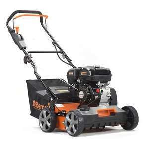 Sherpa 2-in-1 Petrol Scarifier and Aerator £299 @ Lawnmowers UK