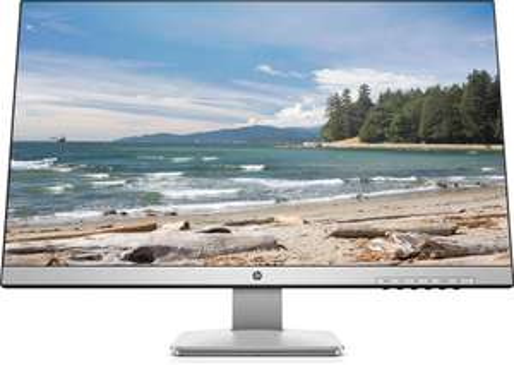 HP 27Q 27 Inch QHD Zero Frame Monitor £199 at Amazon