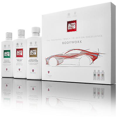 Autoglym Gift Kit - Perfect Exterior Bodywork Shampoo Polish Gloss Protection £12.50 at VWNewarkshop eBay