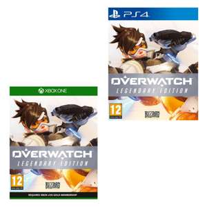 [Xbox One/PS4] Overwatch Legendary Edition - £15.95 delivered @ The Game Collection