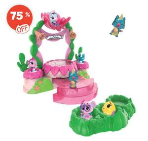 Hatchimals CollEGGtibles Talent Show Playset £6.25 at TheToyShop.com - £3.99 Delivery / Free C&C over £10
