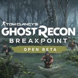 Tom Clancy's Ghost Recon® Breakpoint (PS4/XboxOne/PC) Open Beta @ Uplay Ubisoft Store